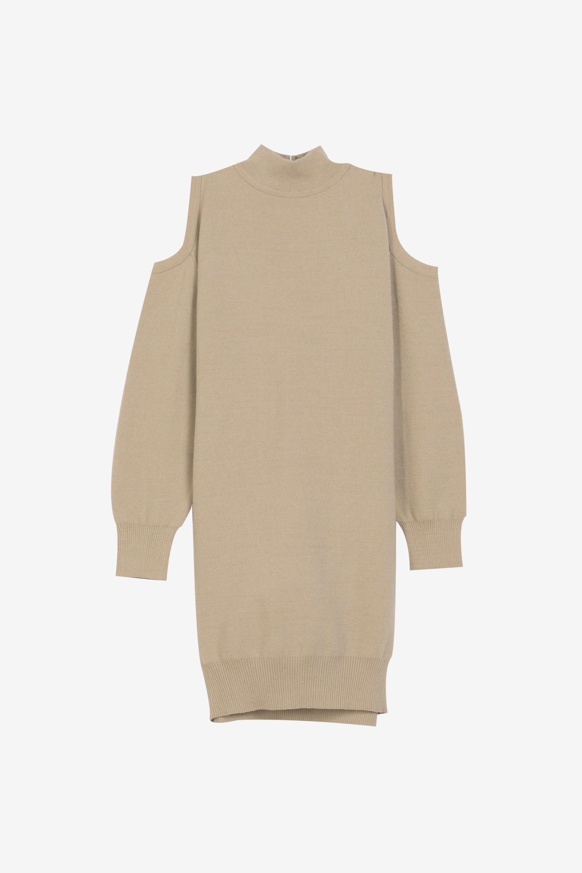 Dress G08 Beige 5