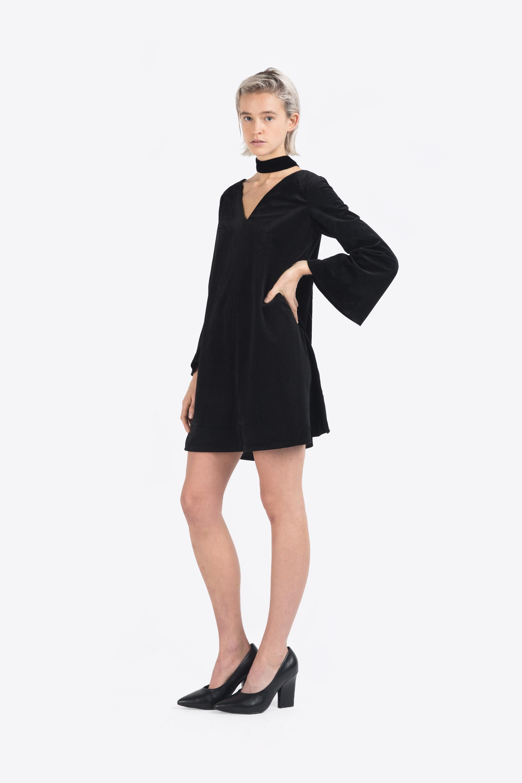 Dress G48 Black 1