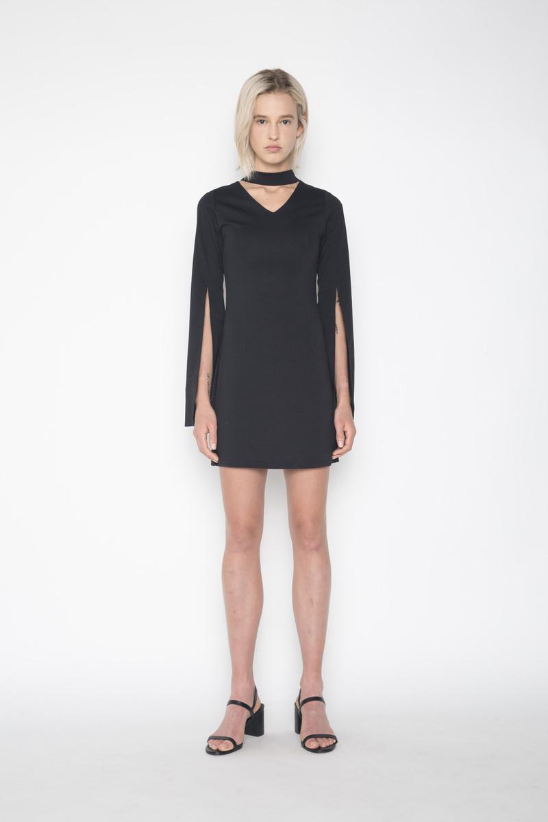 Dress H133 Black 1