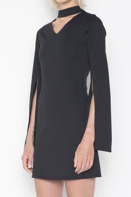 Dress H133 Black 2