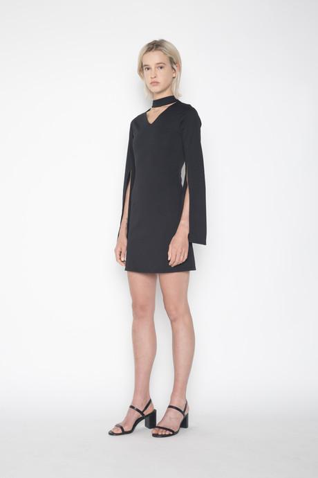 Dress H133 Black 3