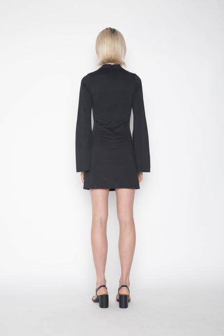 Dress H133 Black 4