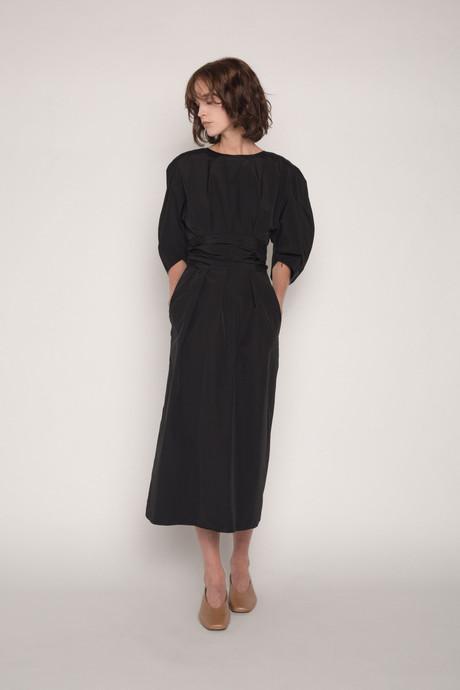 Dress H267 Black 1