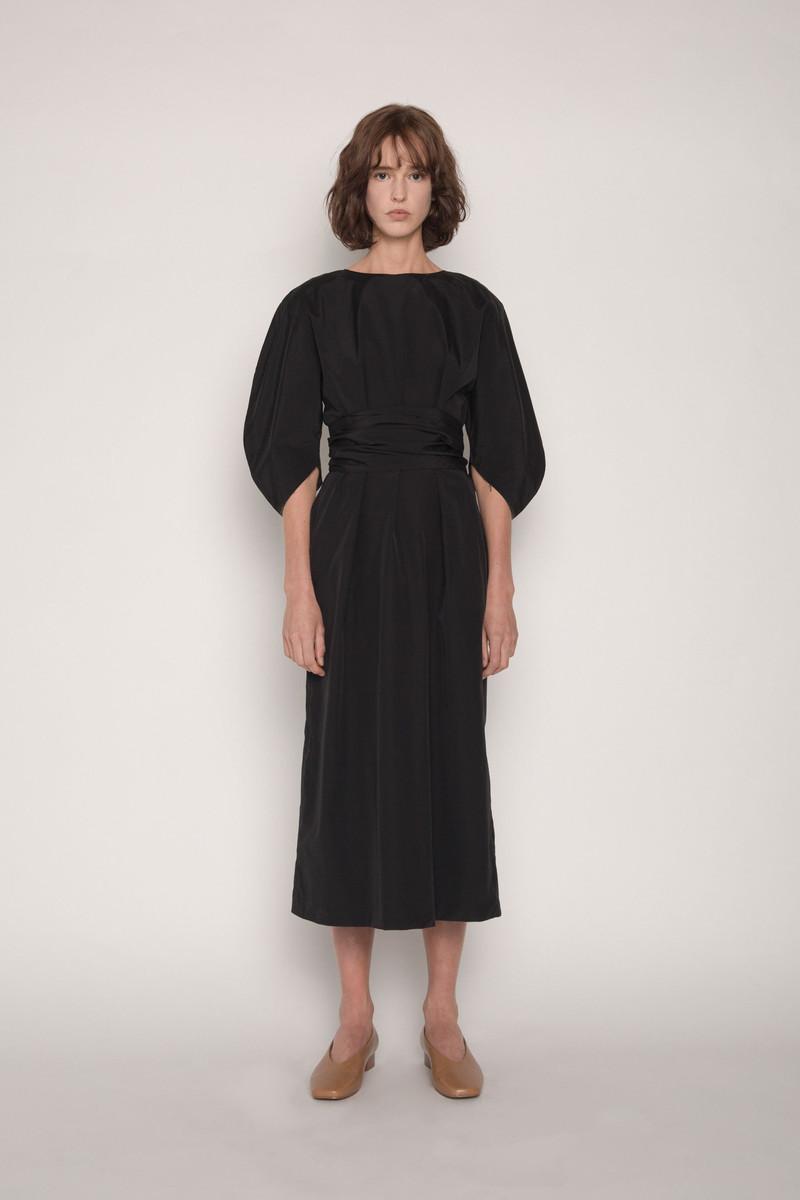 Dress H267 Black 2
