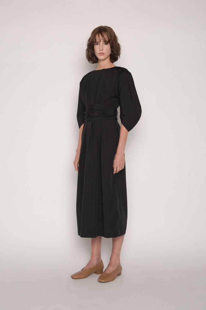 Dress H267 Black 3