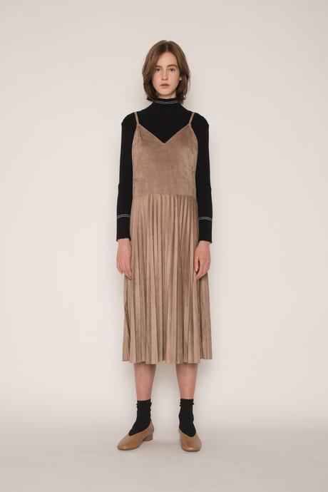 Dress H290 Beige 1