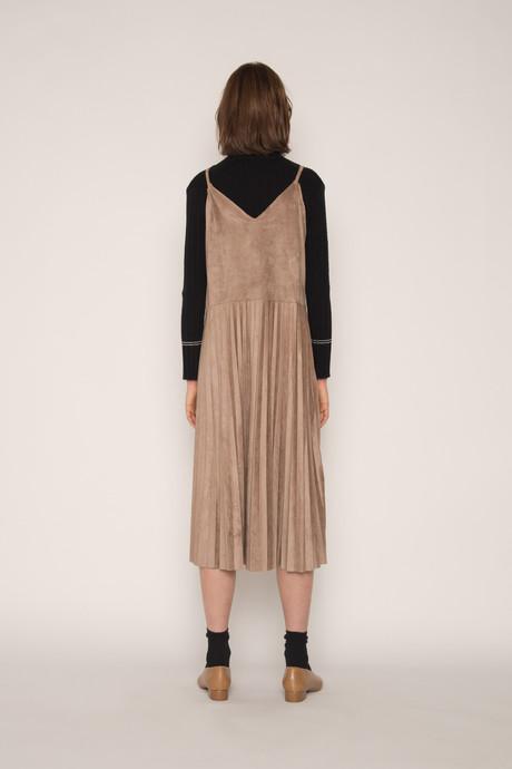 Dress H290 Beige 4