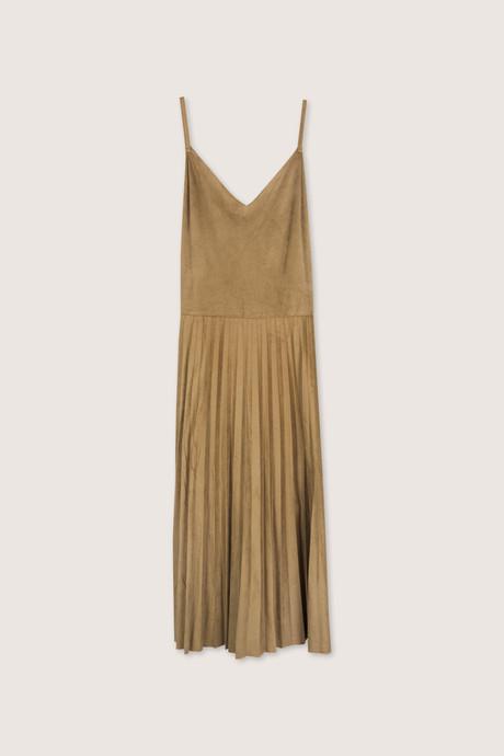 Dress H290 Beige 5