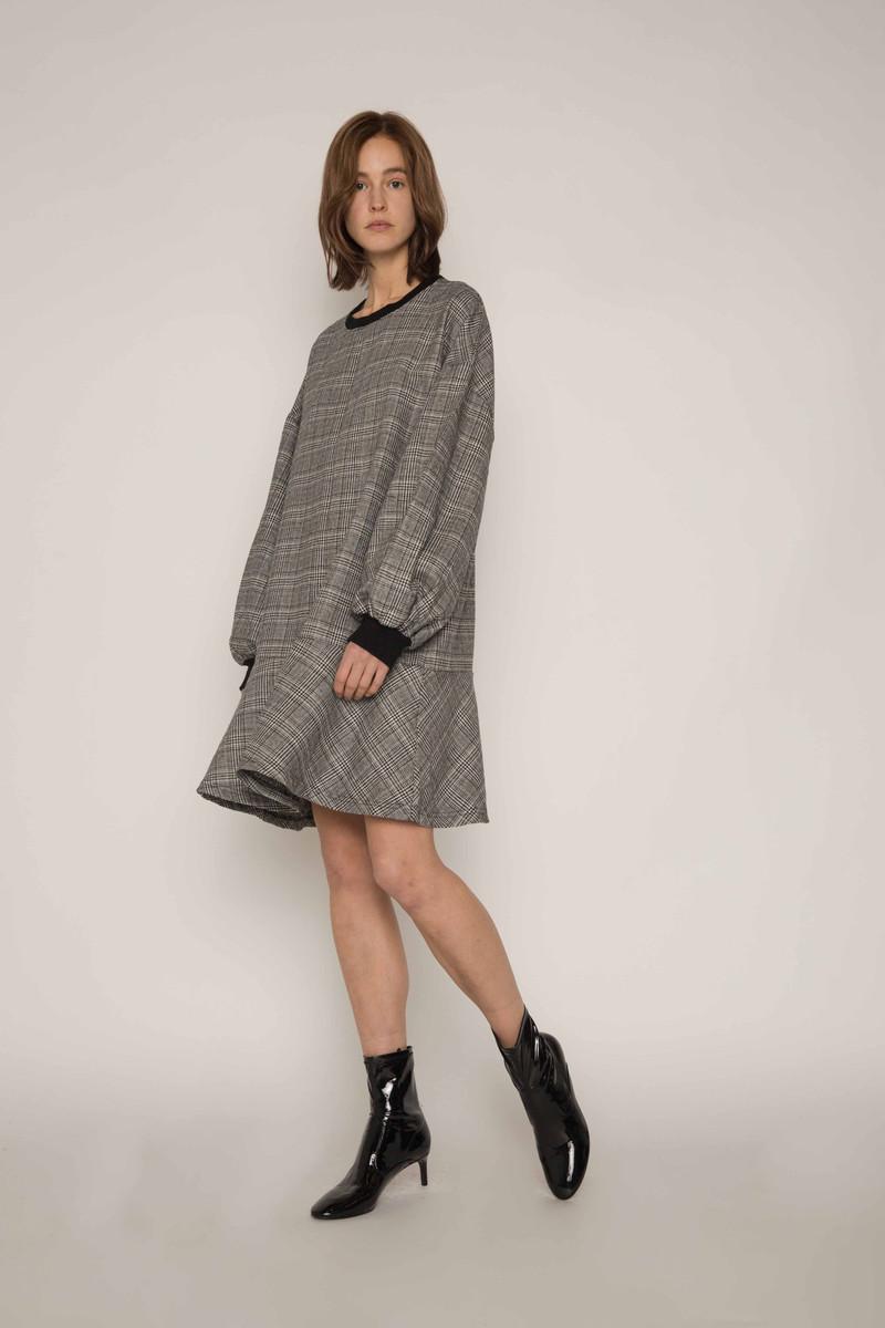 Dress H298 Black 3