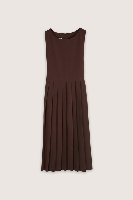 Dress H369 Brown 5
