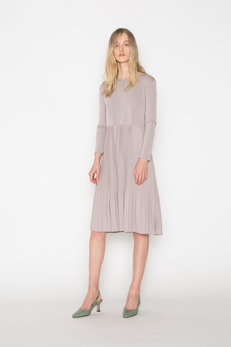 Dress H378 Beige 1