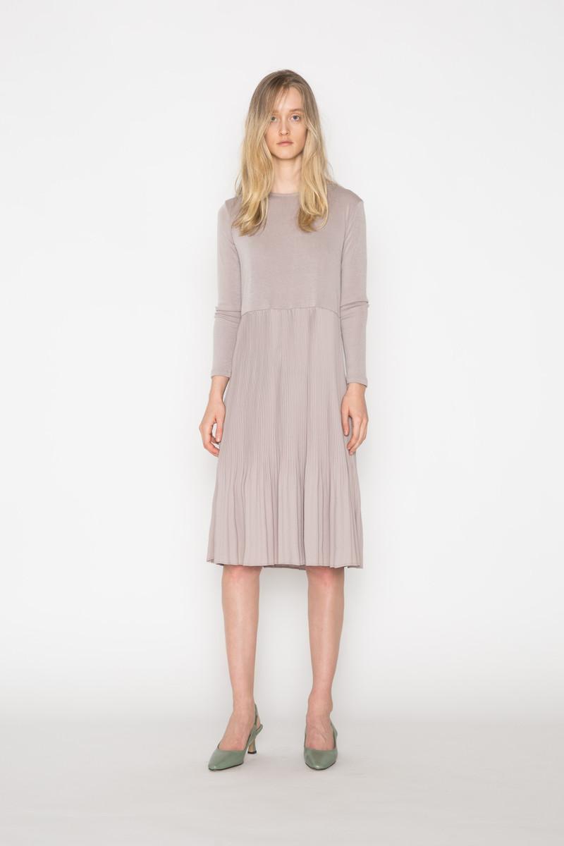 Dress H378 Beige 3