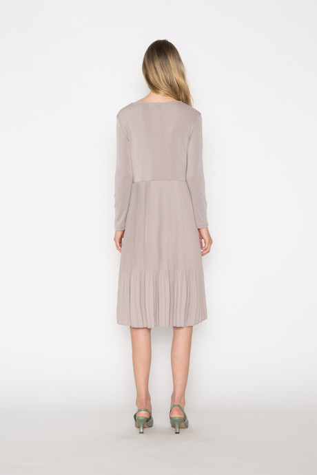Dress H378 Beige 4