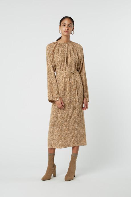 Dress J001 Yellow 1