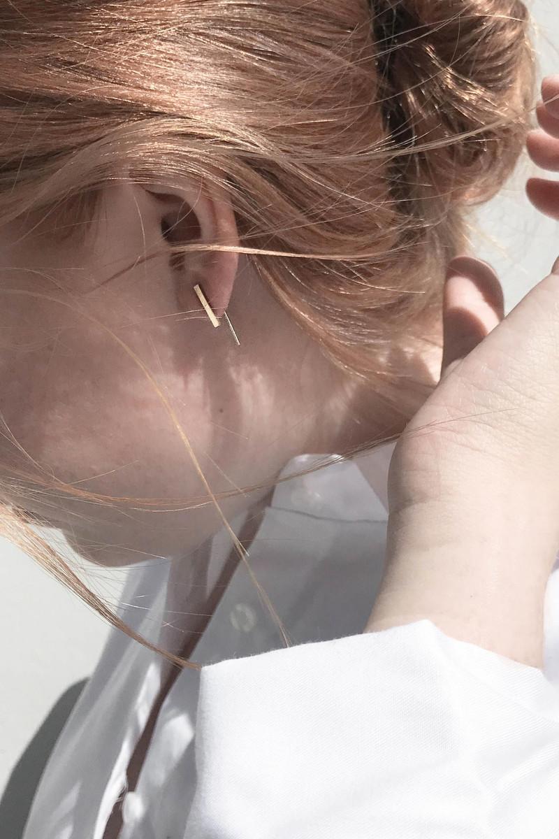 Earring 1802 Gold 4