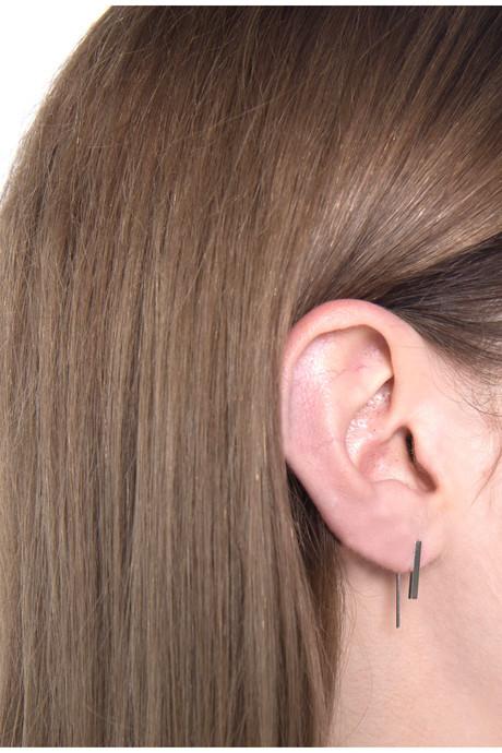 Earring 1802 Silver 3