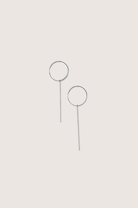 Earring 1910 Silver 2