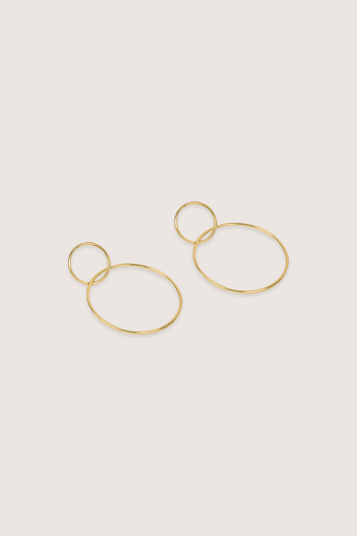Earring 2342 Gold 1