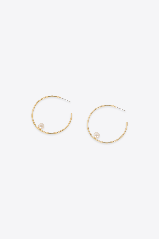Earring 2559 Gold 1