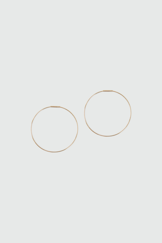 Earring 3026 Gold 1