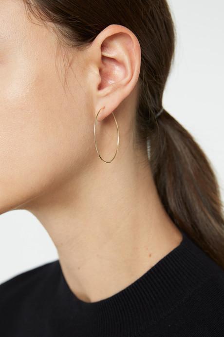 Earring 3026 Gold 2