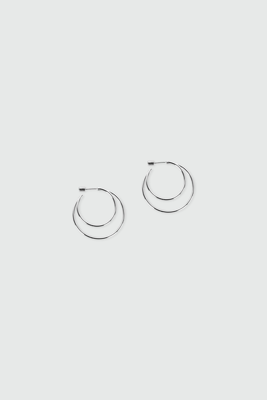 Earring 3091 Silver 4