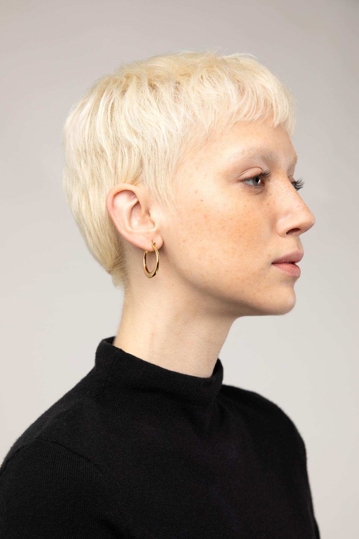 Earring 3412 Gold 1