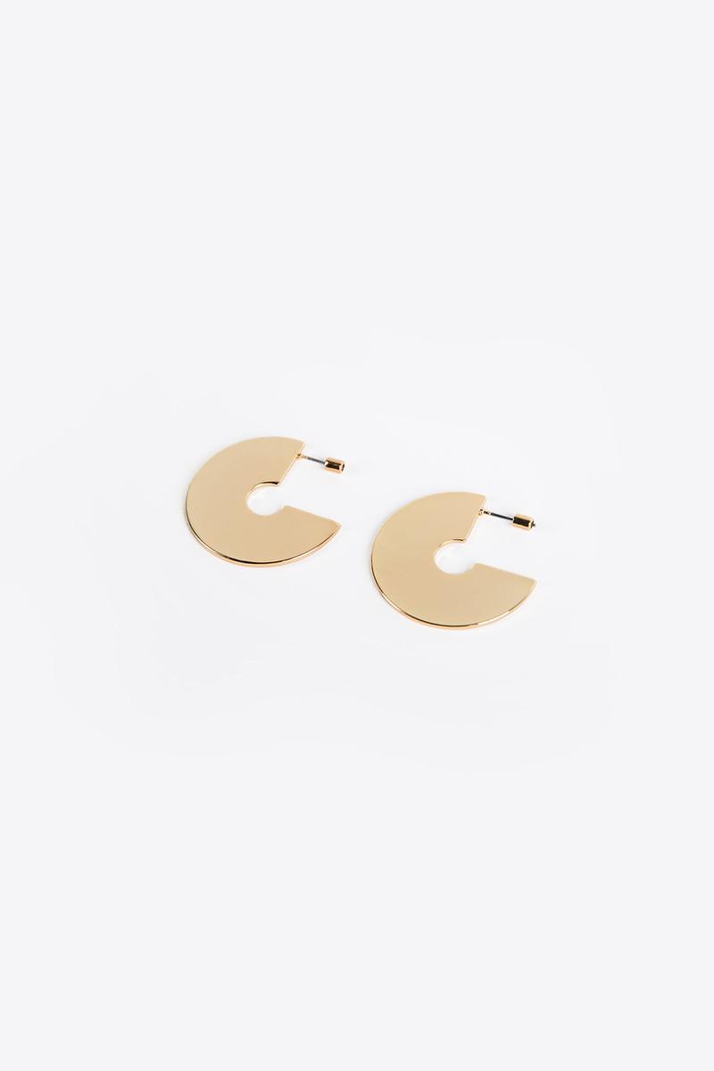Earring 91045 Gold 1