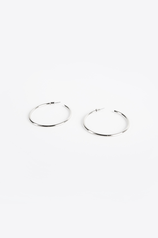 Earring 91046 Silver 3
