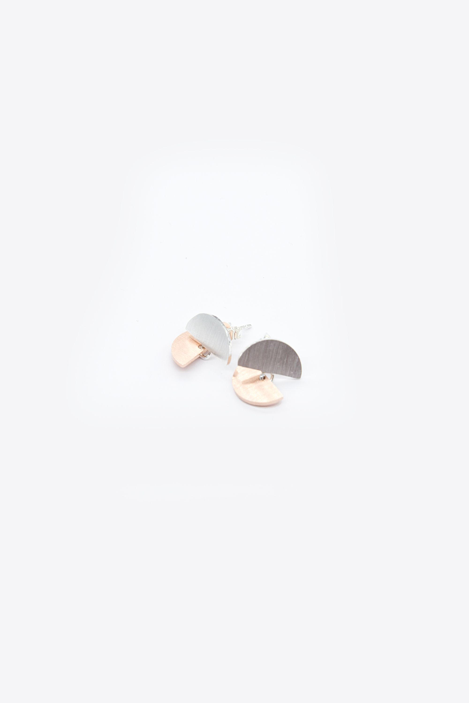 Earring H036 Bronze 1