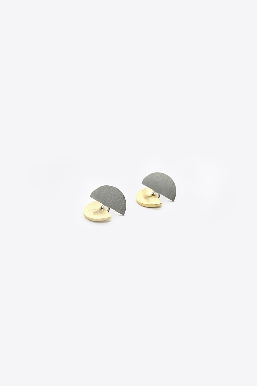 Earring H036 Gold 3