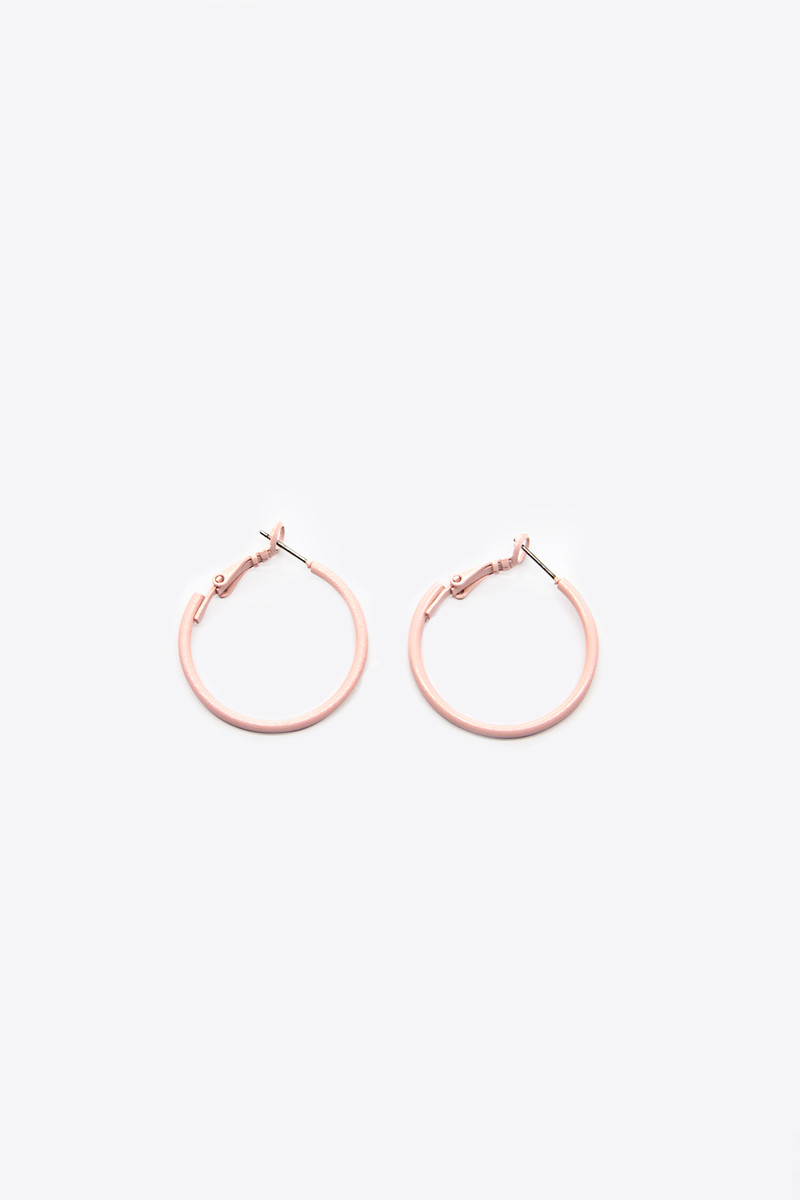 Earring H054 Pink 2