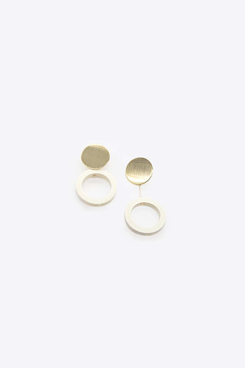 Earring H081 Gold 1