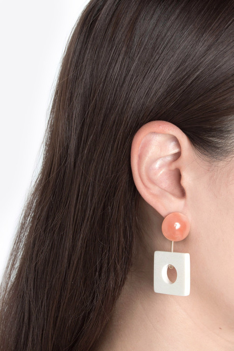 Earring H094 Gold 2