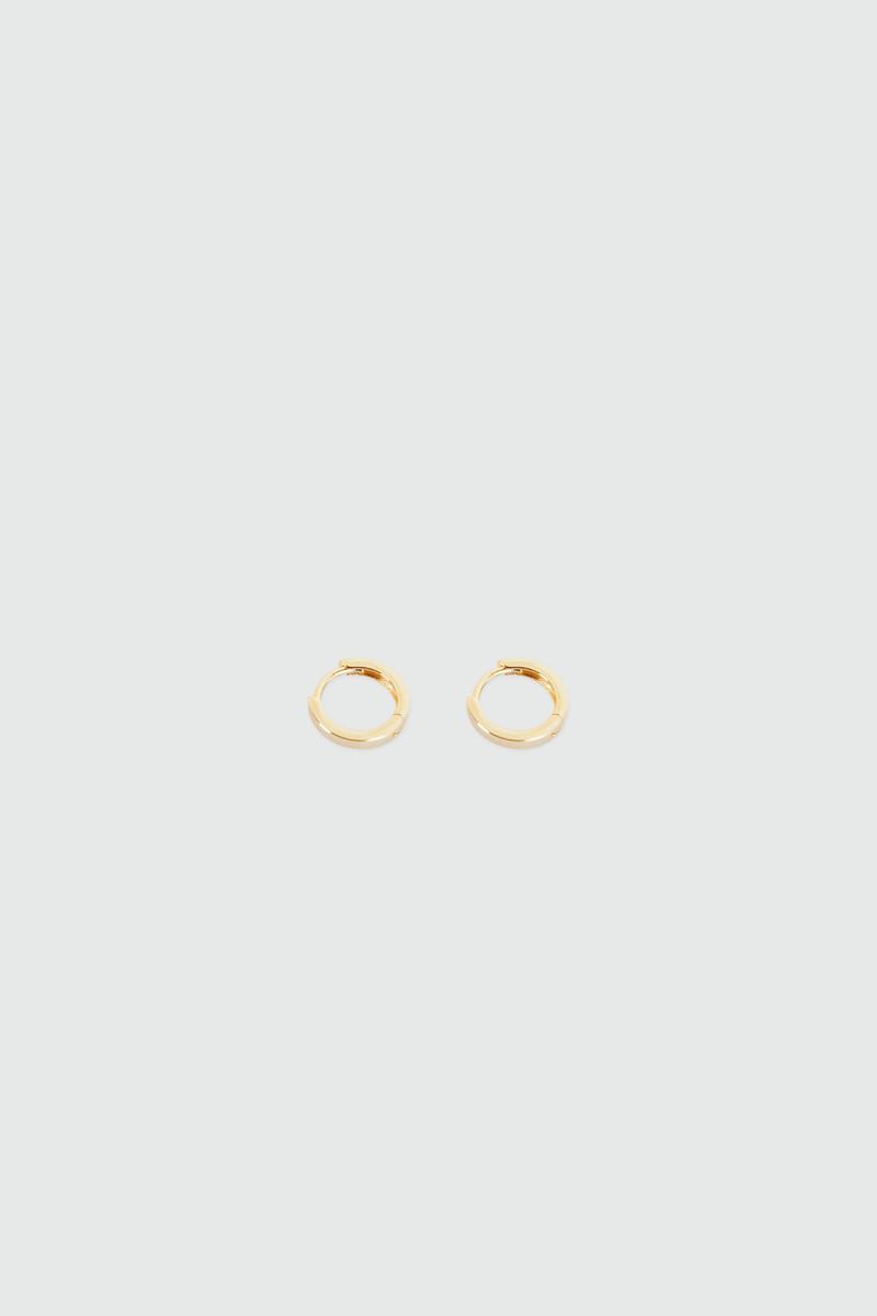 Earring H281 Gold 2