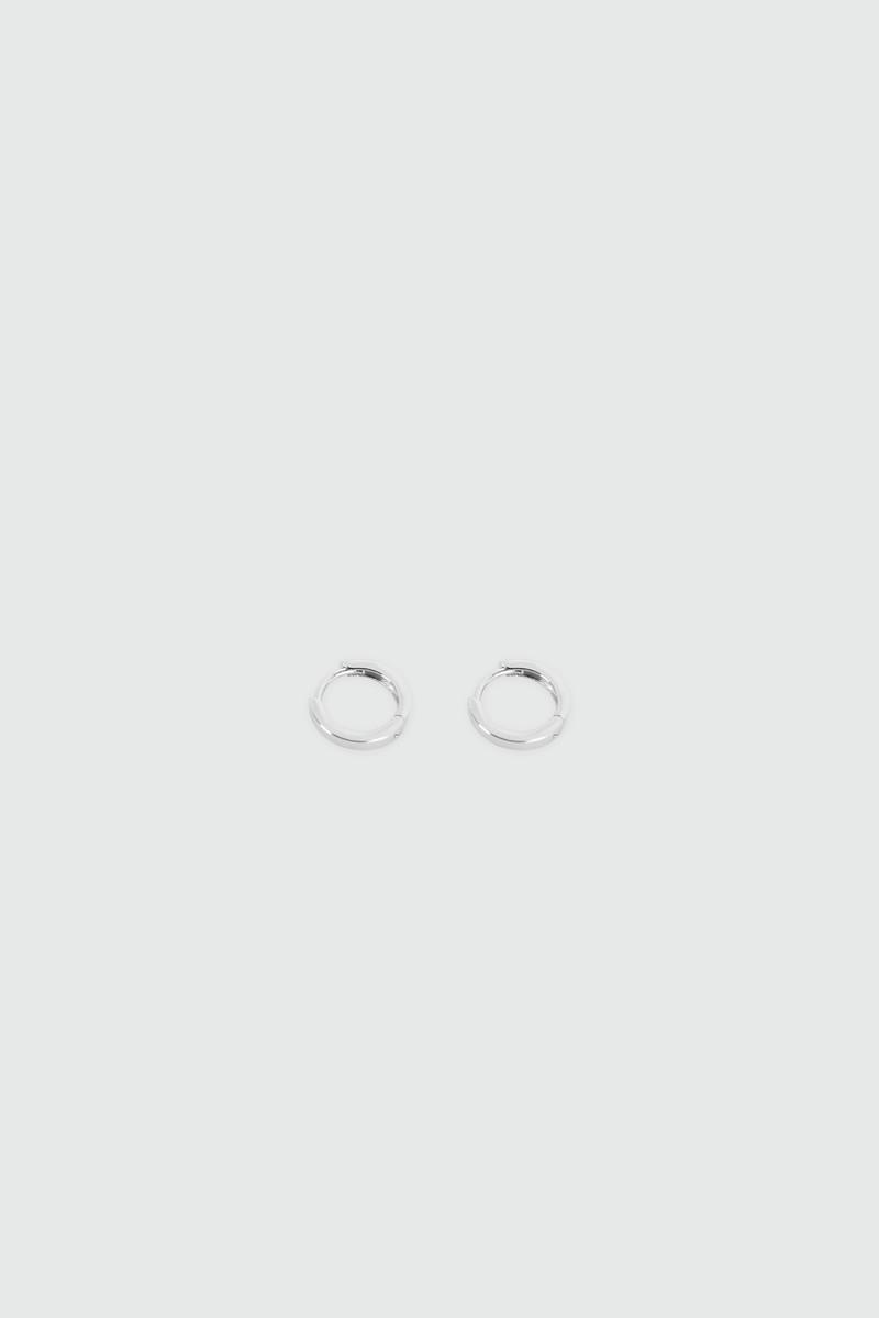 Earring H281 Silver 3