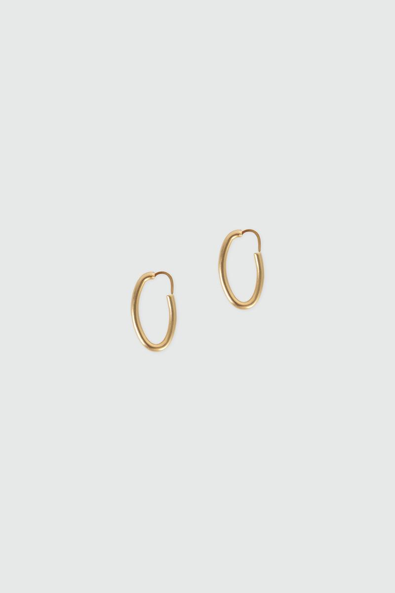 Earring J006 Gold 2