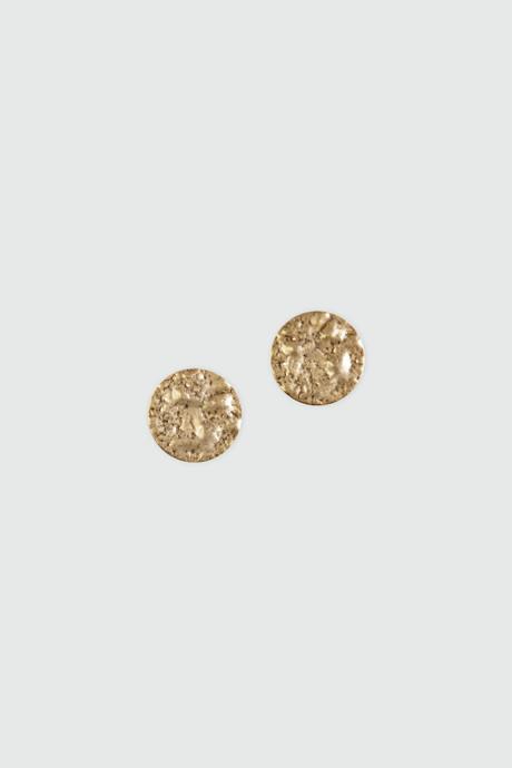 Earring J026 Gold 1