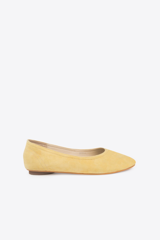 Flat H007 Yellow 1