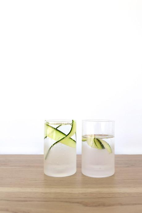 Glass Set 2790 White 2