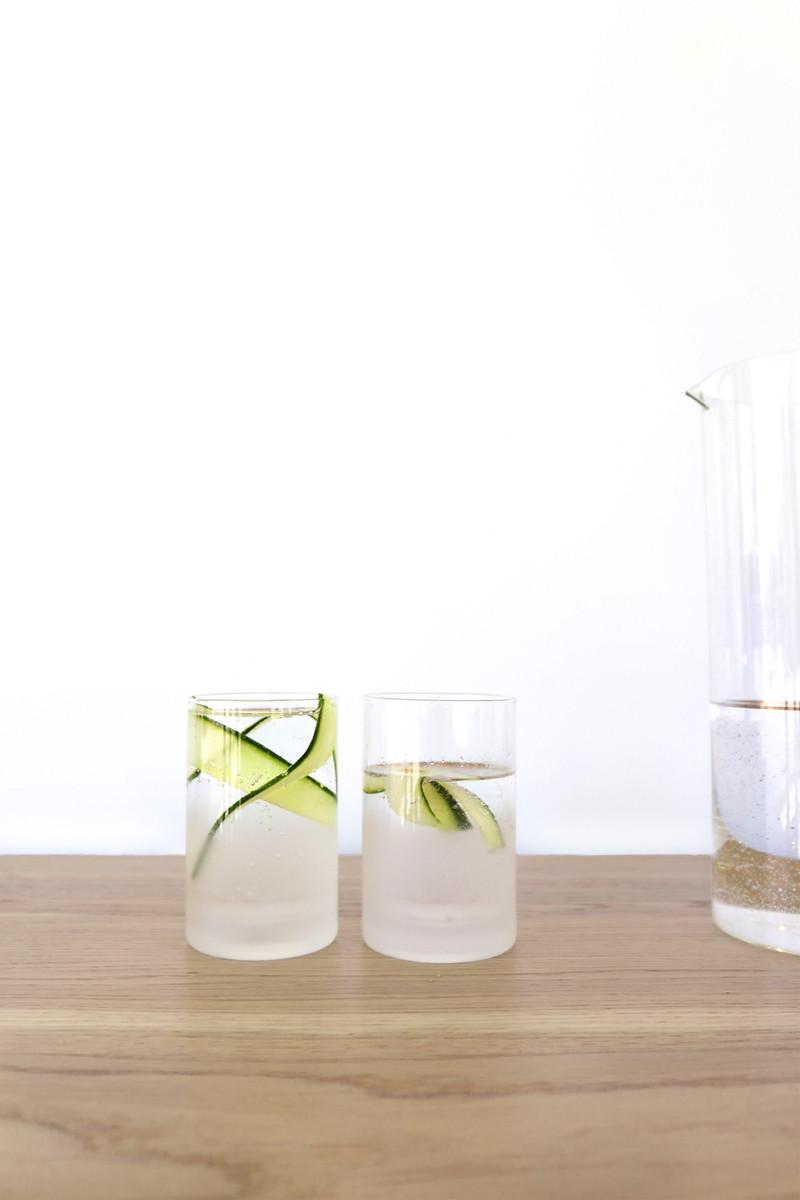 Glass Set 2790 White 3