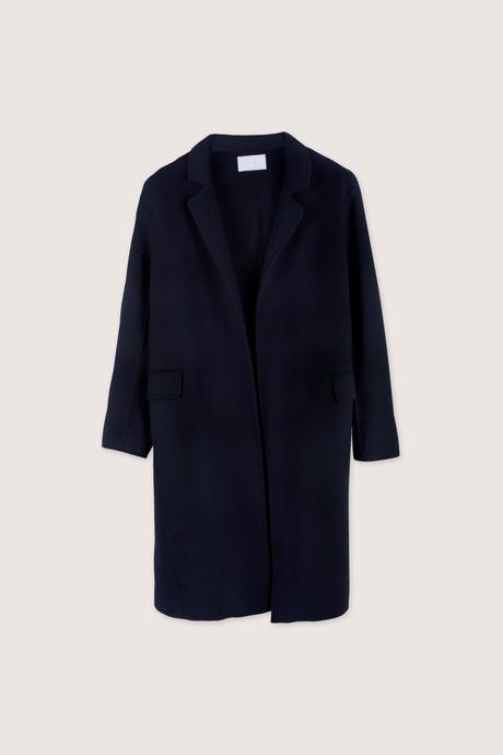 Handmade Coat 1580 Navy 5