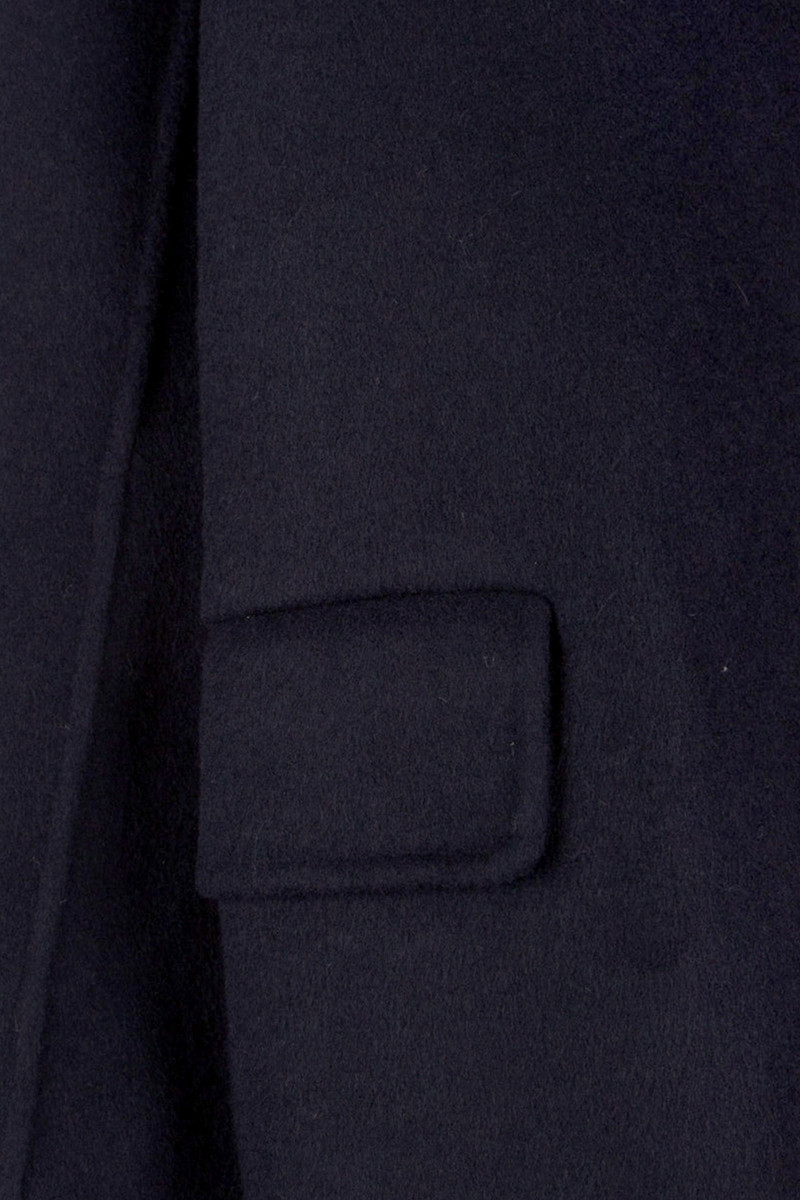 Handmade Coat 1580 Navy 6