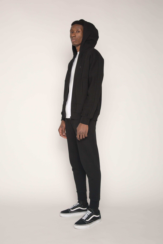 Hoodie 1590 Black 3