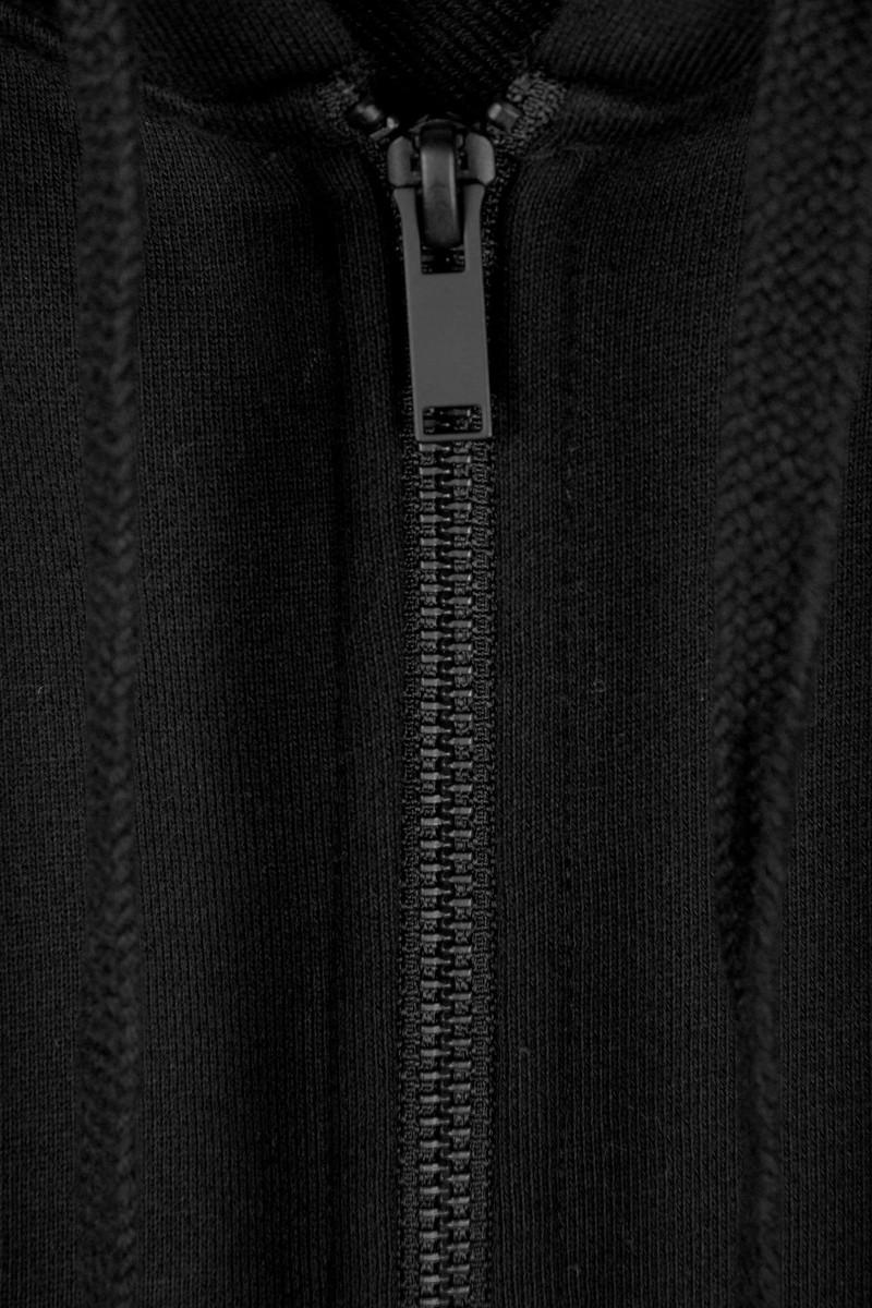 Hoodie 1880 Black 12