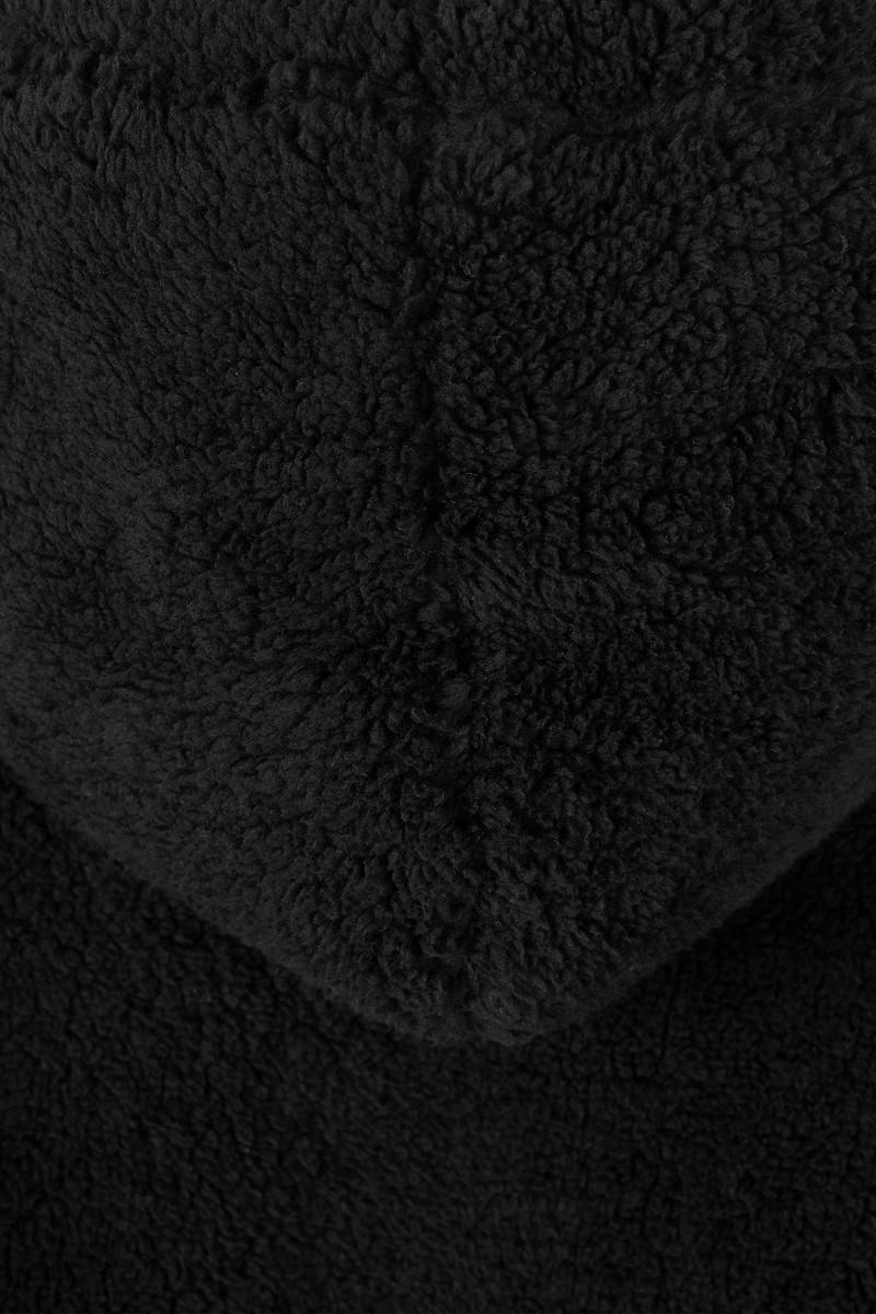 Hoodie 3307 Black 10