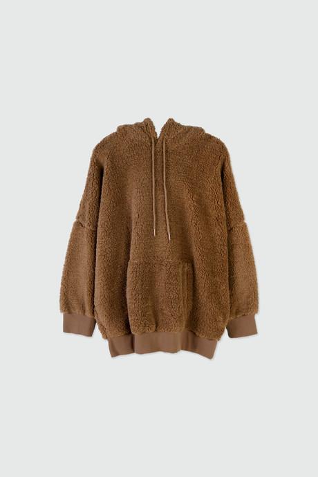 Hoodie 3307 Brown 2