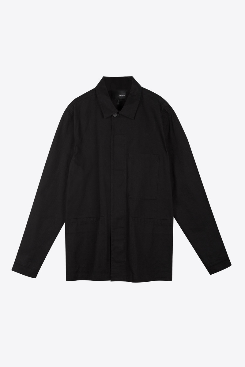 Jacket 1021 Black 5