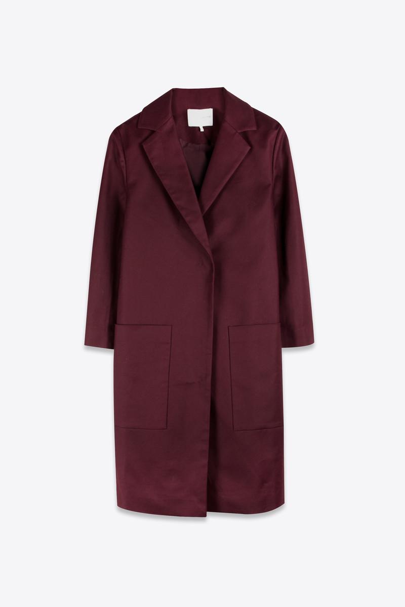 Jacket 1407 Burgundy 6
