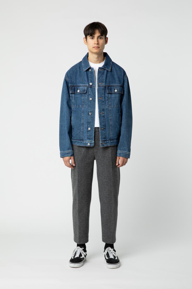 Jacket 2369 Blue 2